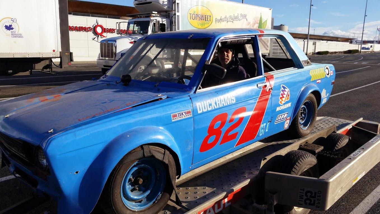 Datsun 510 Owner Again! | WAP Racing